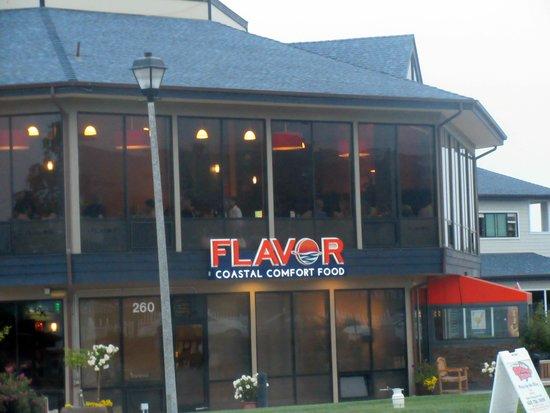 Flavor Restaurant Half Moon Bay Ca