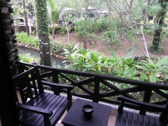 Ramayana Koh Chang Resort: balcony