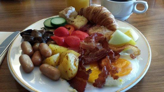 Radisson Blu Hotel Norge: Breakfast buffet was very good