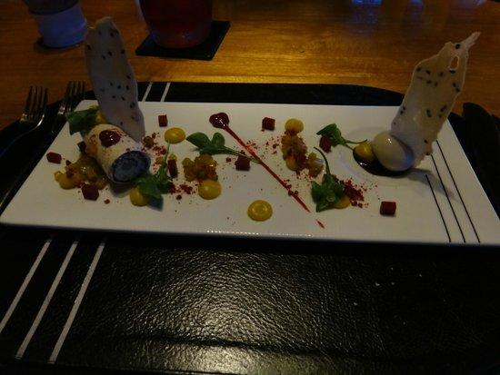 Tree Tops Sky Dining & Bar : Chicken Terrine