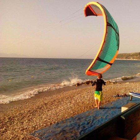 Surfers Paradise - Windsurf Club Ixia Rhodes: Kite