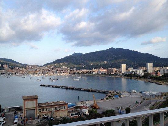 Hotel Spunta di Mare : Vue depuis le solarium