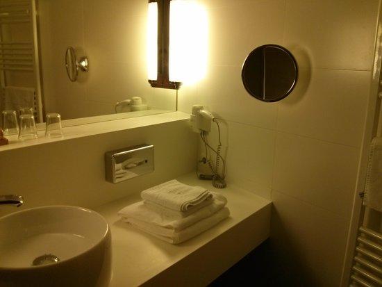 Diana Hotel Restaurant & Spa: sdb