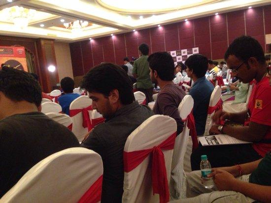 Indana Palace Jodhpur: MAYA ACADEMY OF ADVANCED CINEMATIC  National Student Meet (NSM) Seminar 2014 at INDANA PALACE