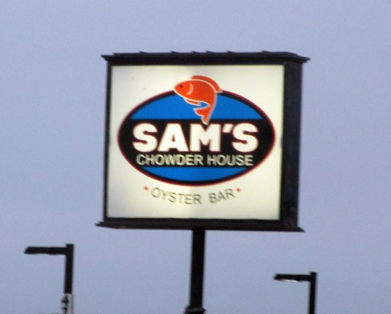 Sam's Chowder House, Half Moon Bay, Ca