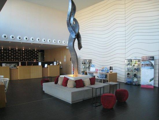 Hotel Atenea Port Barcelona Mataro : Accueil
