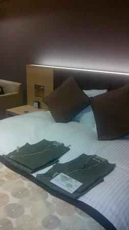 Almont Hotel Kyoto: cama