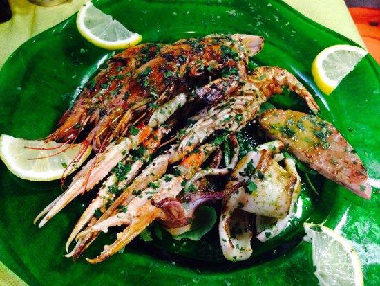 Caribia 2: Grigliata di Pesce, fresco ma poco