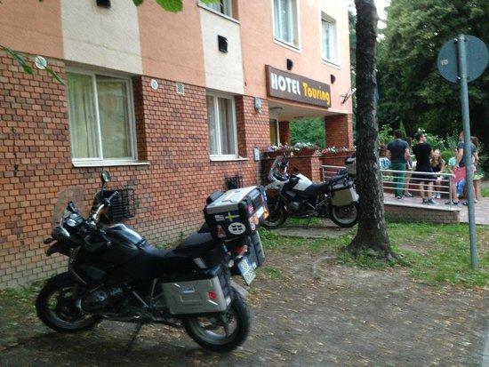 Hotel Touring : ingresso