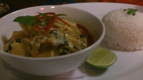 Haven: Khmer Amok Chicken