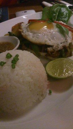 Haven: Khmer Lok Lak Beef