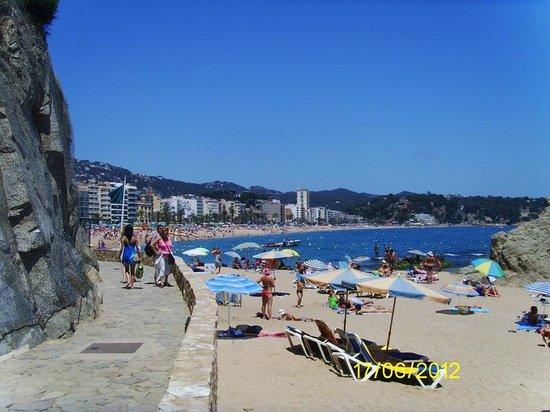 Lloret Beach : Пляж