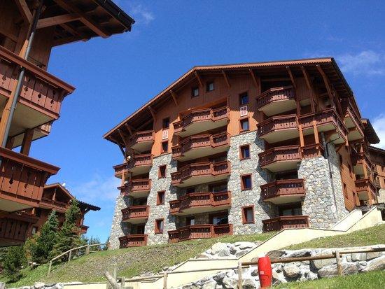 Pierre & Vacances Premium Residence Les Alpages de Reberty: un des chalets
