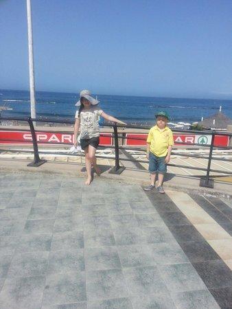Sunwing Fanabe Beach: Tenerife