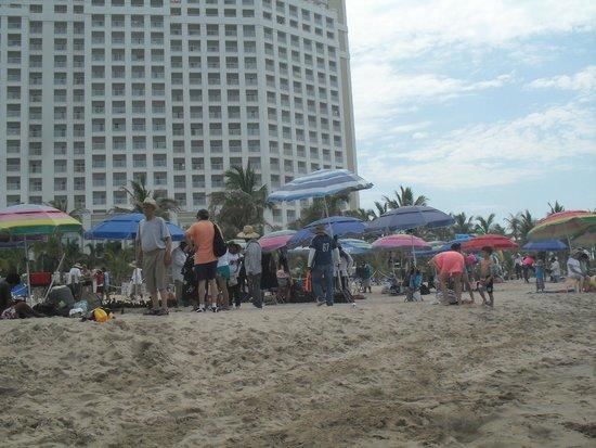 Playa Brujas: Playa