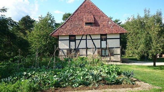 Musée des Maisons Comtoises de Nancray : Comtoise