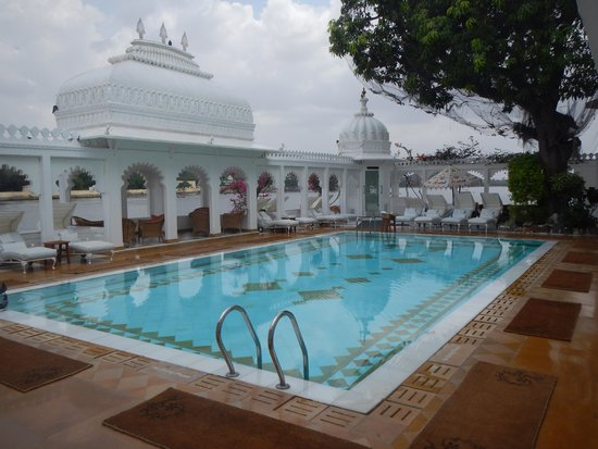 Taj Lake Palace Udaipur: pool