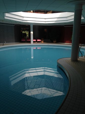 Domaine de Rochevilaine : piscine