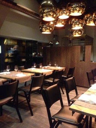 Charme Hotel Alexander: Sala ristorante