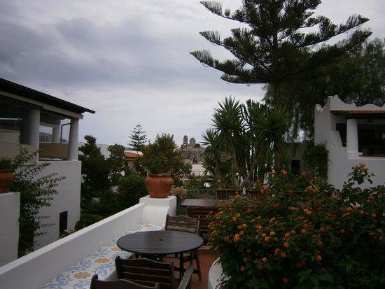 Gattopardo Park Hotel: L'hôtel.