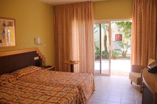 Ambar Beach Resort & Spa: Notre suite