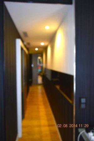 L'Empire Paris : Deluxe room