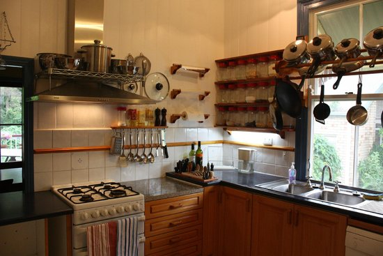 Eskdale Bed & Breakfast: Kitchen