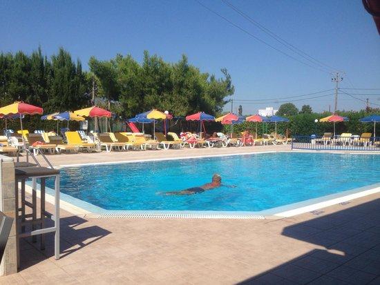 Nicon: pool