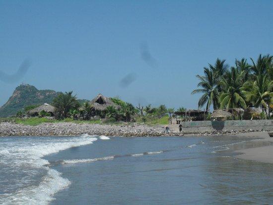 Stone Island (Isla de las Piedras): vista