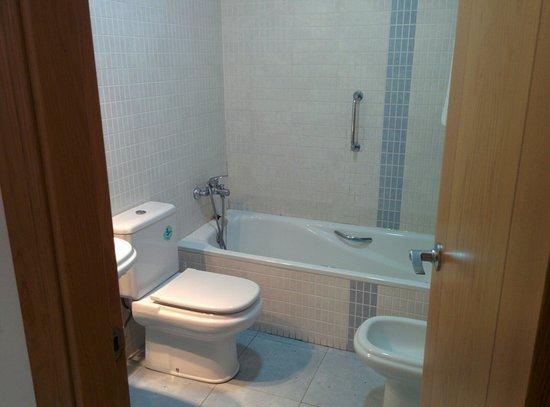 Aptos. Paraiso Florida: Bathroom