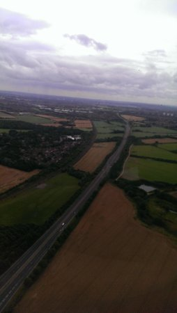 Northumbria Helicopters: views from the heli.