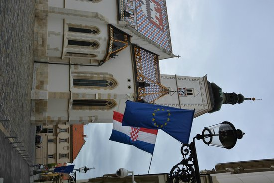 Upper Town (Gornji Grad) : Vieille ville