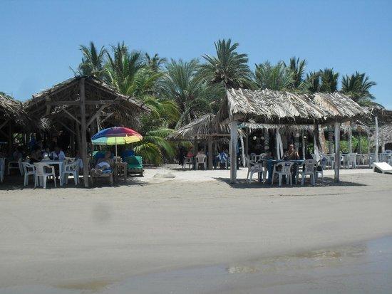 Stone Island (Isla de las Piedras): playa