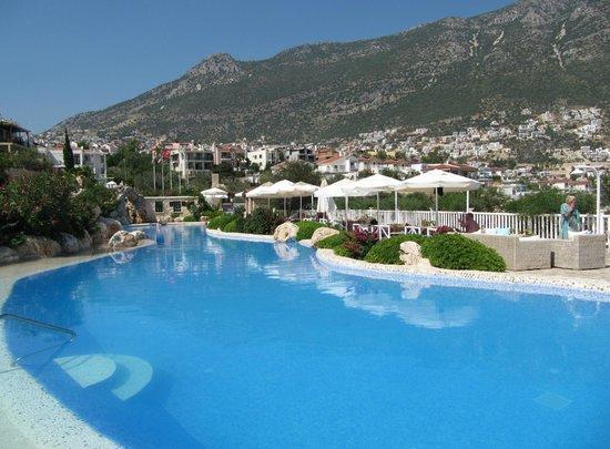 Likya Residence and Spa: Main Pool