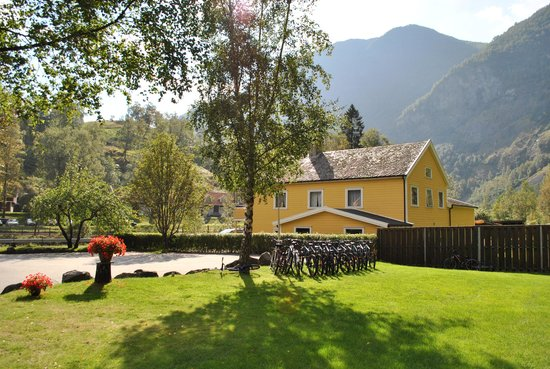 Flam Camping and Youth Hostel: Хостел Флом