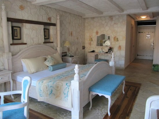 Likya Residence and Spa: Deluxe Room