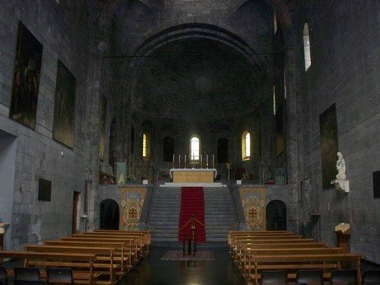 Interno Foto Di Chiesa Di Santo Stefano Genova