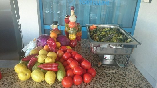 PrimaSol Sineva Park: Приятного аппетита!