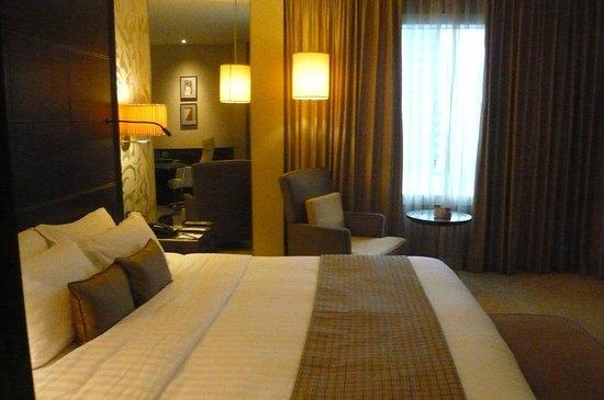 Pullman Bangkok Grande Sukhumvit: Bedroom
