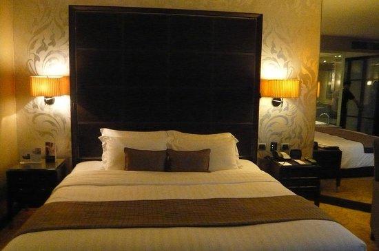 Pullman Bangkok Grande Sukhumvit: Bed