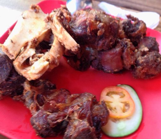 Smoke Restaurant: Crispy Bulalo Awesomeness!