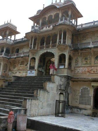 Galtaji Temple : Gyan Gopalji Mandir