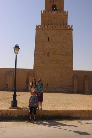 La Gran Mezquita (Mezquita Sidi Oqba): Мечеть