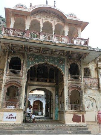 Galtaji Temple : Sita Ramji Mandir