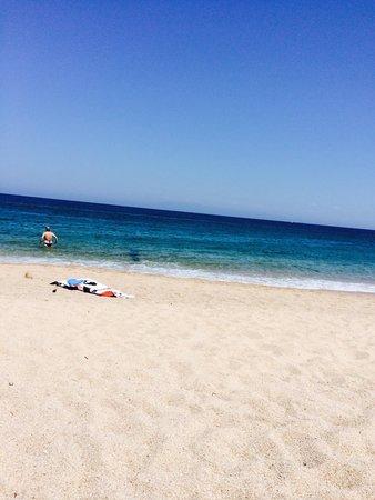 Ragno d'Oro Club Hotel: Spiaggia a 5 minuti dall'hotel