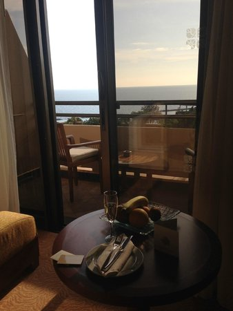 Four Seasons Hotel: Room with a view