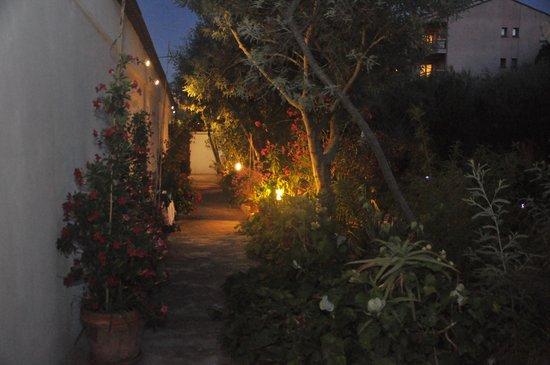 Casa Orsoni : N'est ce pas romantique le soir ?