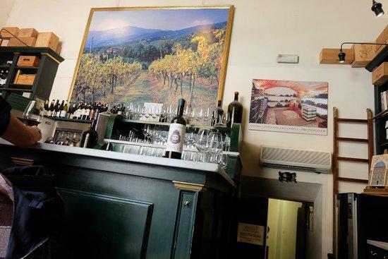 Enoteca Pitti Gola e Cantina : Bar