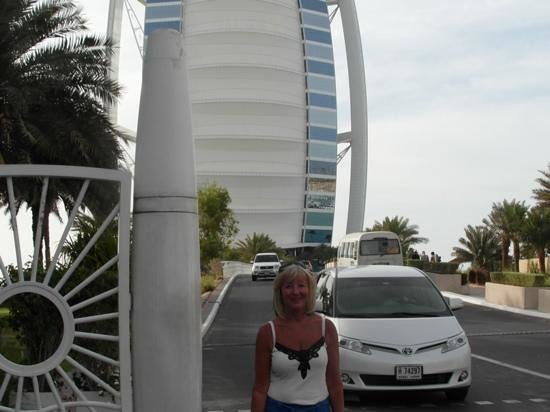 Burj al-Arab : got to go back
