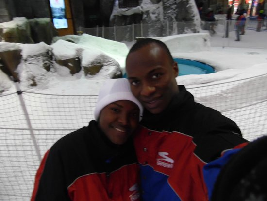 Ski Dubai: <3